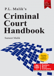 Criminal Court Handbook