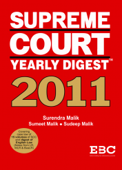 Supreme Court Yearly DigestTM 2011