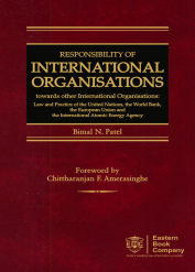 Responsibility of International Organisations   Towards other International Organisations
