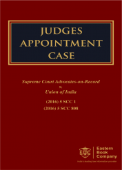 Judges Appointment Case