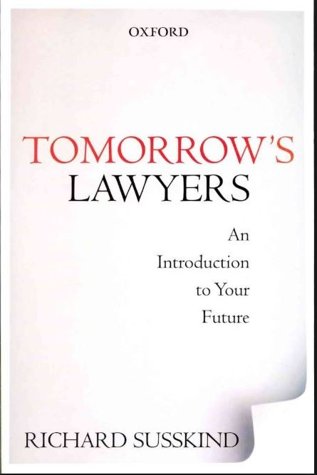 Tomorrow's Lawyers - An Introduction to Your Future