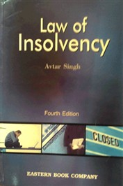 Law of Insolvency (Old Edition)