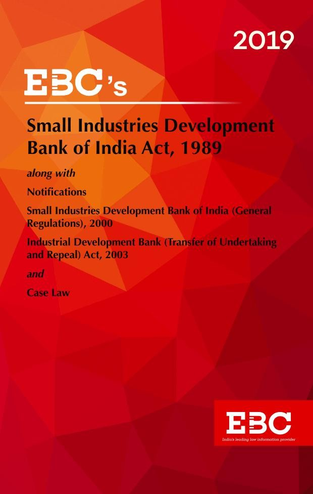 Small Industries Development Bank of India Act 1989