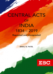 Central Acts of India (1834-2019)