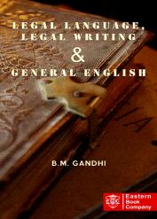 Legal Language, Legal Writing & General English