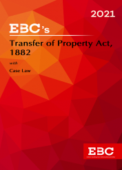 Transfer of Property Act, 1882Bare Act (Print/eBook)