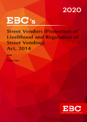 Street Vendors (Protection of Livelihood and Regulation of Street Vending) Act, 2014