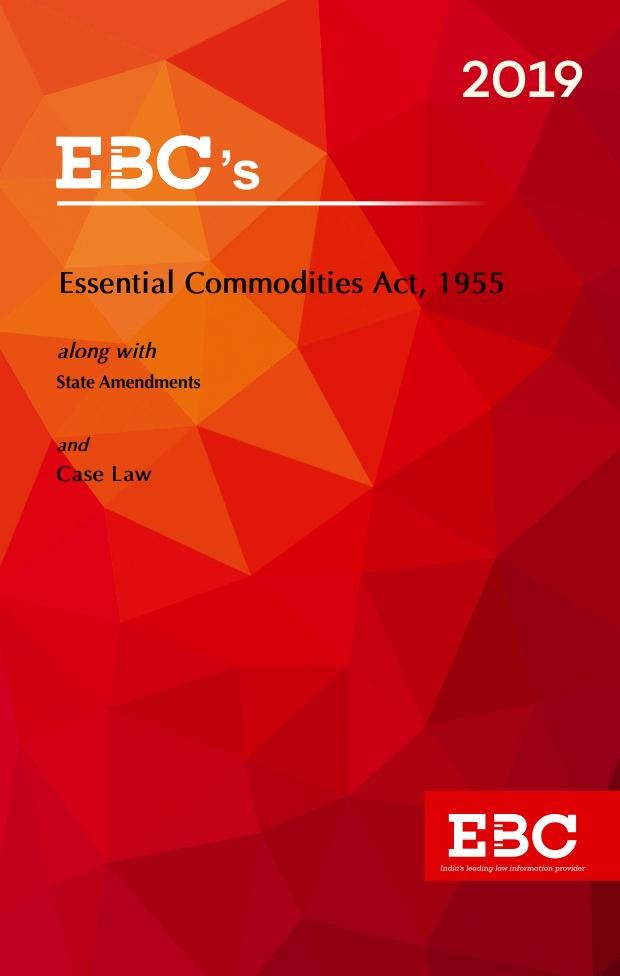Essential Commodities Act, 1955