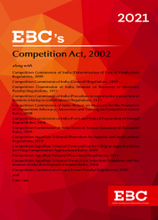 Competition Act, 2002Bare Act (Print/eBook)