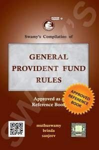 GENERAL PROVIDENT FUND RULES - 2020