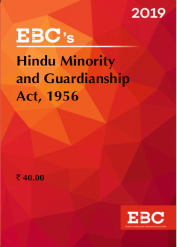 Hindu Minority and Guardianship Act, 1956