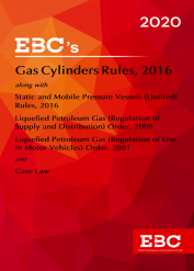 Gas Cylinders Rules, 2016