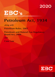 Petroleum Act, 1934Bare Act (Print/eBook)