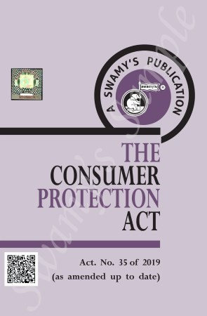 THE CONSUMER PROTECTION ACT - 2021