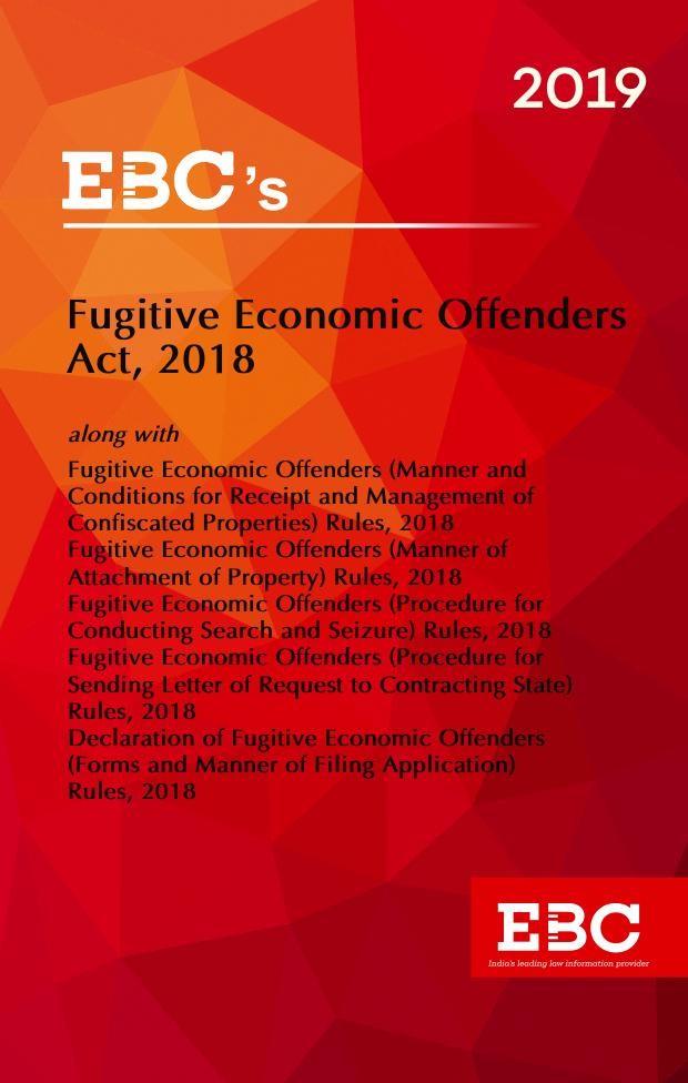 Fugitive Economic Offenders Act, 2018