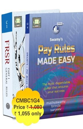 FRSR - PART I - GENERAL RULES & PAY RULES MADE EASY - 2021