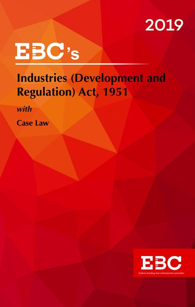 Industries (Development and Regulation) Act, 1951