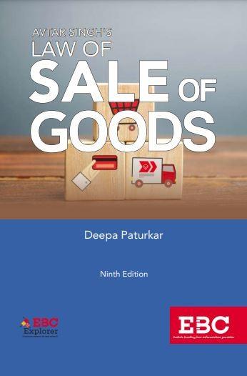 Avtar Singh's Law of Sale of Goods