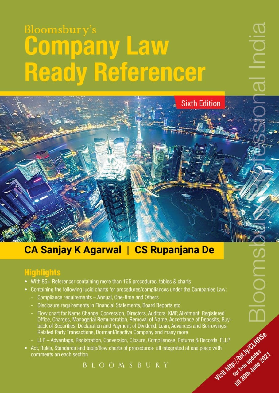 Company Law Ready Referencer
