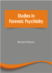 Studies in Forensic Psychiatry (e-Book)