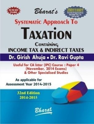 Systematic Approach to Taxation 2014-15
