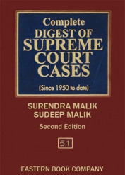 Complete Digest of Supreme Court Cases, Vol 51