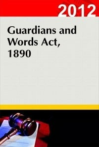 Guardians and Wards Act,1890