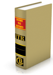 Income Tax Reports (ITR) Hard bound