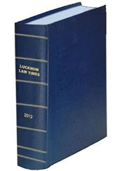 Lucknow Law Times (Back Volumes) - LLT Bound Volumes