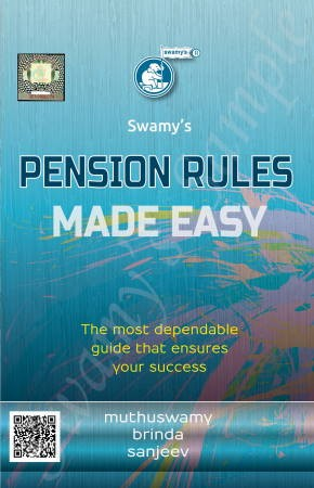 SWAMYS PENSION RULES MADE EASY - 2021
