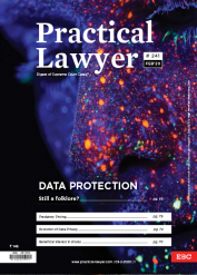 Practical Lawyer: Data Protection Still a folklore?