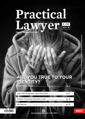 Practical Lawyer: Are you true to your Identity?  The NRC issue