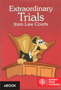 Extraordinary Trials from Law Courts by Bhawani Lal