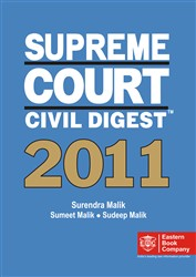 SUPREME COURT CIVIL DIGEST , 2011