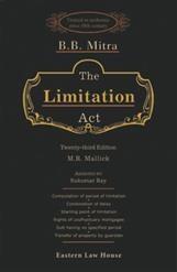 B.B. Mitra's Limitation Act, 23rd Edition