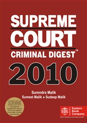 SUPREME COURT CRIMINAL DIGEST  2010
