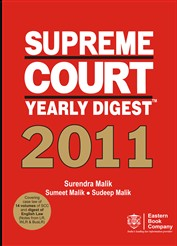 Supreme Court Yearly DigestTM 2011 (Standard Edition)