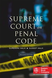 Supreme Court on Penal Code (in 4 Large Volumes)