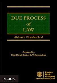 Due Process of Law (e-book/ Hardbound)