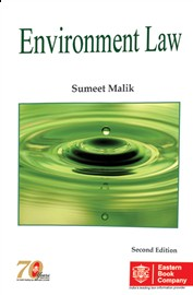Environment Law by Sumeet Malik
