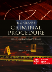 Criminal Procedure - R.V. Kelkar's Criminal Procedure