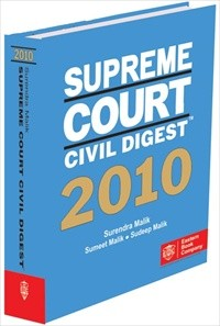 Supreme Court Civil Digest, 2010
