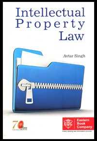Intellectual Property Law by Avtar Singh