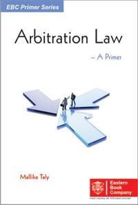 Arbitration Law- A Primer