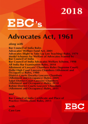 Advocates Act, 1961 - (Bare Act)