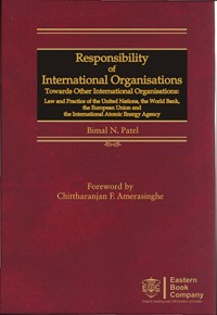 Responsibility of International Organisationstowards other International Organisations