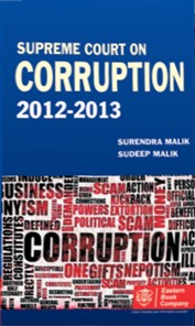 Supreme Court on Corruption 2012 - 2013