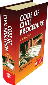Supplement to C.K. Thakker's Code of Civil Procedure - CPC