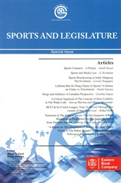 Sports and Legislature