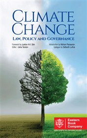 Climate Change- Law , Policy and Governance